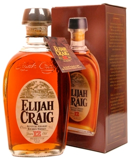 Baptist Bourbon - Elijah Craigh